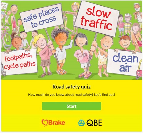 RoadSafetyQuiz