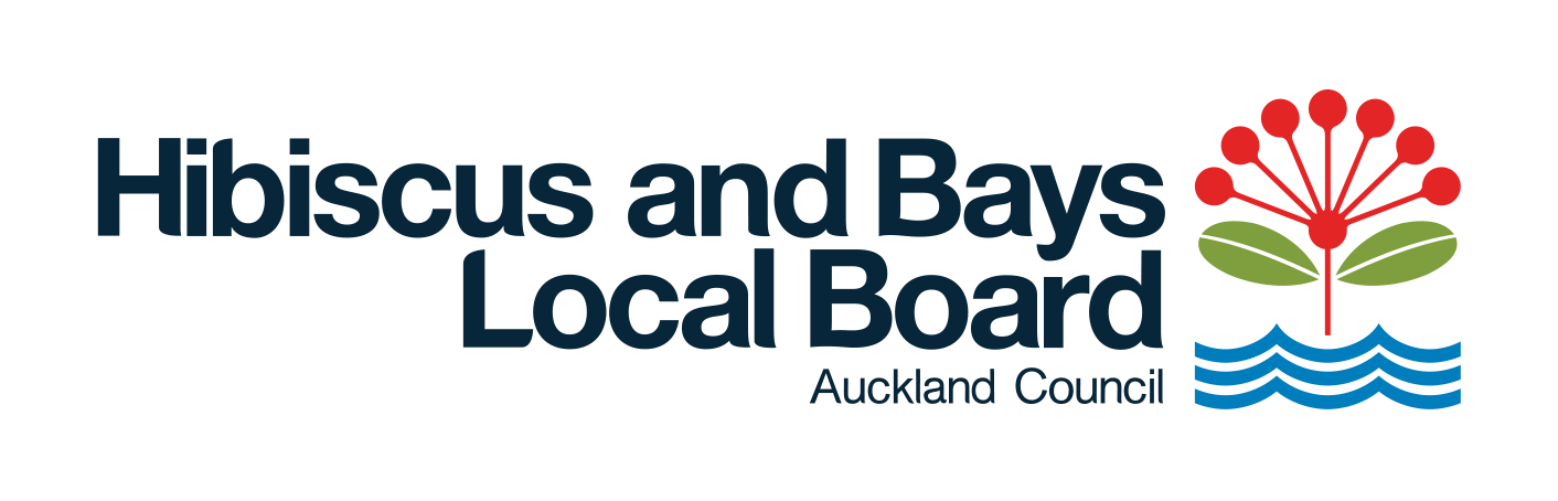 Hibiscus and Bays LB logo