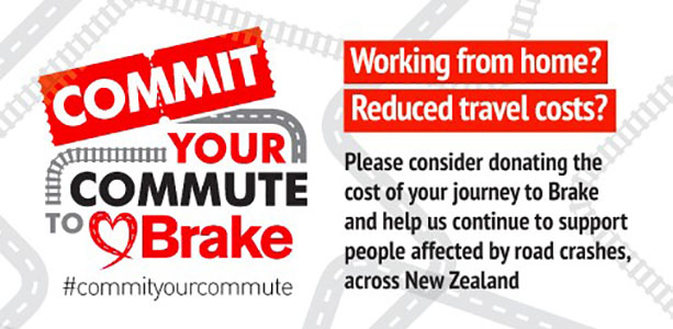 Commit your commute NZ slider