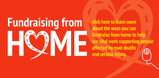 Fundraise at home slider